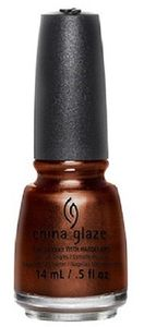 China Glaze Nail Polish, Unplugged 648