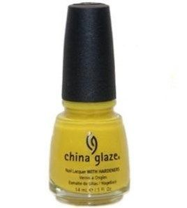 China Glaze Nail Polish, Yell-O-Neil 72041
