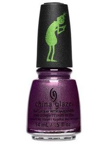China Glaze You're A Mean One Nail Polish 1643