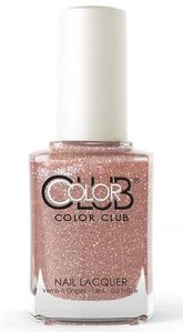 Color Club Matte Nail Polish, Look Again 1181