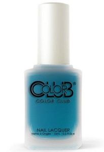 Color Club Matte Nail Polish, Matte About You 1250