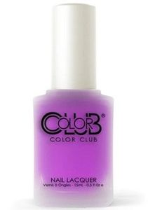 Color Club Matte Nail Polish, You're My Soul-matte 1253