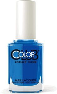 Color Club Nail Polish, Blue Lagoon 1273