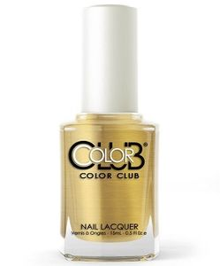 Color Club Nail Polish, Golden State of Mind 1294