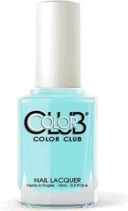 Color Club Nail Polish, Miami Vice 1268