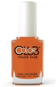 Color Club Nail Polish, Orange You Going Tanning 1326