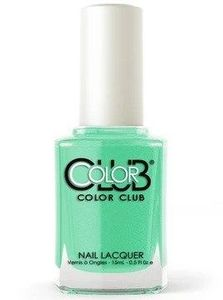 Color Club Nail Polish, Rainbow Bright N58