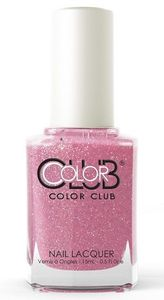 Color Club Matte Nail Polish, Open Your Heart 1184