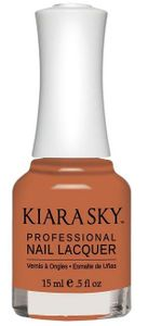 Kiara Sky Nail Polish, Un-bare-able N611