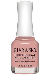 Kiara Sky Nail Polish, Warm N' Toasty 598