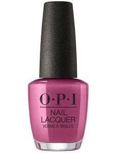 OPI Nail Polish, A Rose At Dawn..Broke By Noon NLV11