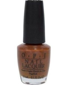 OPI Nail Polish, Bronzed To Perfection NLB80