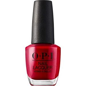 OPI Nail Polish, Color So Hot It Berns NLZ13