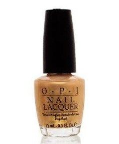 OPI Nail Polish, Curry Up Don't Be Late NLI49