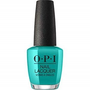 OPI Nail Polish, Dance Party 'Teal Dawn NLN74