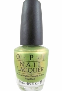OPI Nail Polish, Electric Eel NLB42