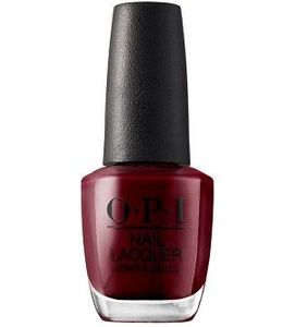 OPI Nail Polish, Got The Blues For Red NLW52