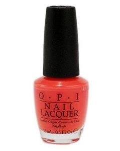OPI Nail Polish, Hot & Spicy NLH43