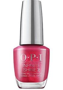 OPI Infinite Shine Lacquer, 15 Minutes of Flame ISLH011