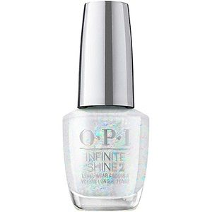 OPI Infinite Shine Lacquer, All A'twitter In Glitter HRM48