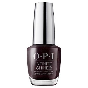OPI Infinite Shine Lacquer, Black To Reality HRK27