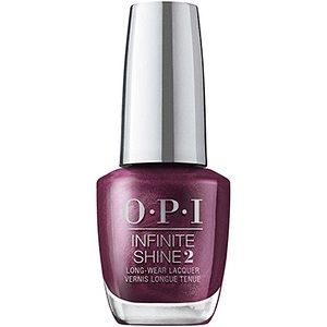OPI Infinite Shine Lacquer, Dressed To The Wines HRM39