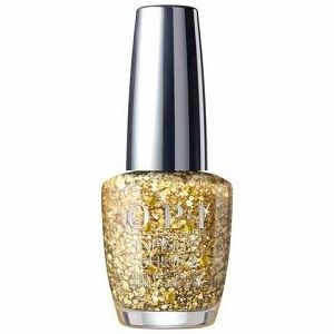 OPI Infinite Shine Lacquer - Gold Key To The Kingdom HRK28