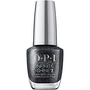 OPI Infinite Shine Lacquer, Heart And Coal HRM47