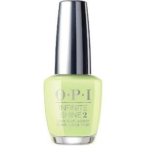 OPI Infinite Shine Lacquer, How Does Your Zen Garden Grow? ISLT86