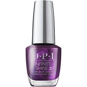 OPI Infinite Shine Lacquer, Let's Take An Elfie HRM44