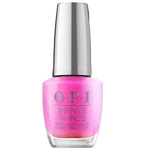 OPI Infinite Shine Lacquer, Rainbows In Your Fuchsia ISLSR6