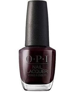 OPI Nail Polish, Midnight In Moscow NLR59