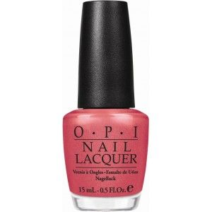 OPI Nail Polish, My Address Is Hollywood NLT31