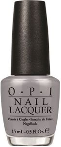 OPI Nail Polish, Embrace The Gray NLF79