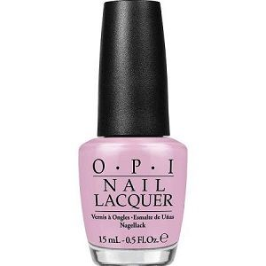 OPI Nail Polish, I'm Gown For Anything! NLBA4