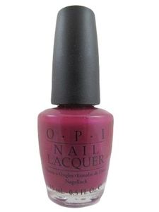 OPI Nail Polish, Overexposed In South Beach NLB73
