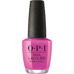 OPI Nail Polish, Telenovela Me About It NLM91