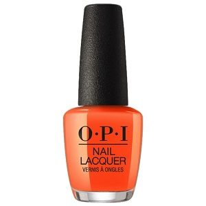 OPI Nail Polish, Tempura-Ture Is Rising! NLT89