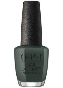 OPI Nail Polish, Things I've Seen In Aber-green NLU15