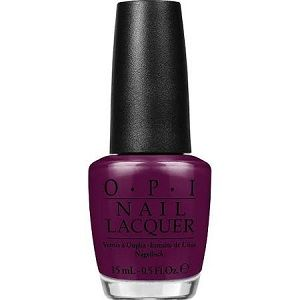 OPI Nail Polish, What's The Hatter With You? NLBA3