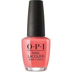 OPI Nail Polish, Orange You A Rock Star? NLN71