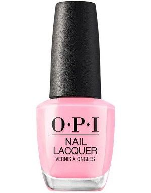 Light Pink Nail Polish Inspirational Opi In the Spot Light ... |Sheer Pink Nail Polish Opi