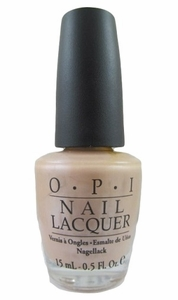 OPI Nail Polish, Sand In My Suit NLB79
