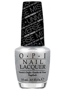 OPI Satin/Matte Nail Polish, This Gown Needs A Crown NLU11