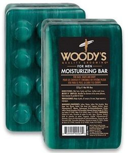 Woody's Moisturizing Bar, 8 oz