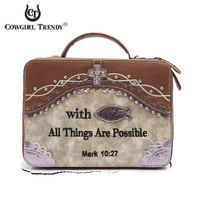 ALL THINGS Bible Case