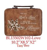 LOVE Bible Cover