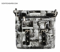 Micheal Obama Magazine Crossbody Bag