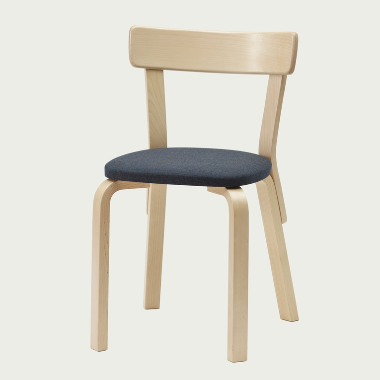 Artek Alvar Aalto - Chair 69 - Your Own Materials