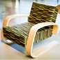 Artek Alvar Aalto - Lounge Chair 400 - Your Own Materials